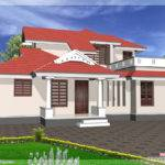 Feet Kerala Model Home Design