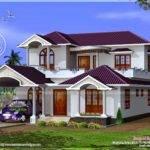 Feet Kerala Model House Home Design