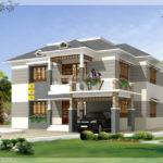 Feet Kerala Style Home Plan Elevation