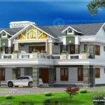 Feet Super Luxury Home Design House Plans