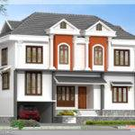 Feet Villa Floor Plan Kerala Home Design Plans