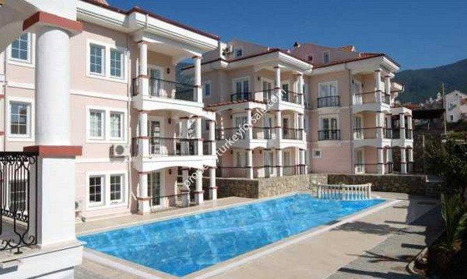 Fethiye Hisaronu Duplex Apartments Bedrooms