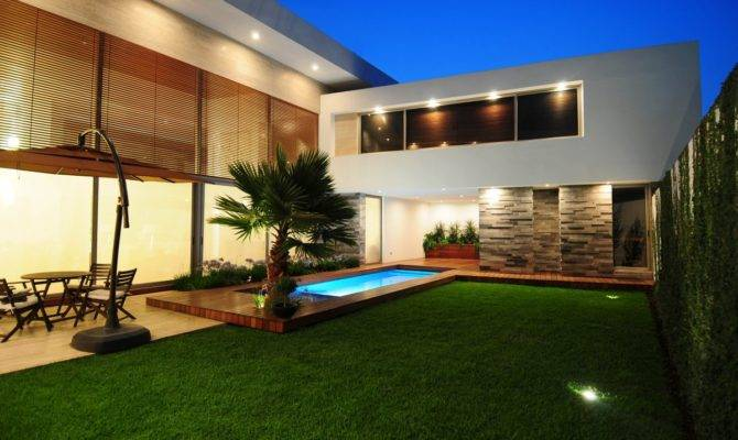 Few Handy Modern Backyard Design Tips Interior Inspirations