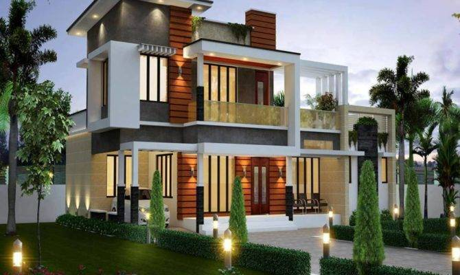 Filipino House Design Modern Plan