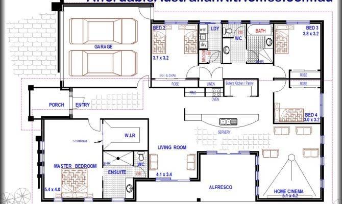 Filly Kit Home Singe Level Australian Homes