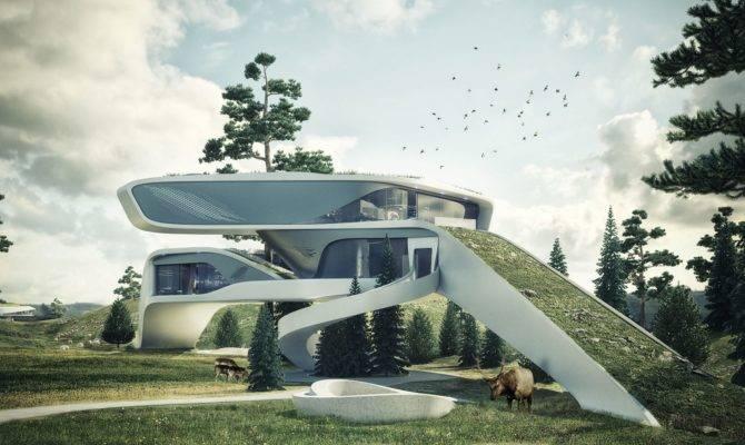 Final Evermotion Future Home Design