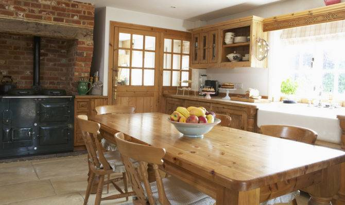 Finally Get Perfect Country Style Kitchen Hss