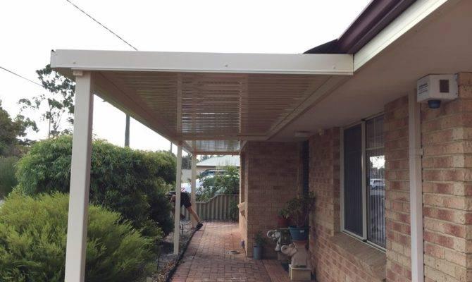 Fine Flat Roof Patio Design Ideas