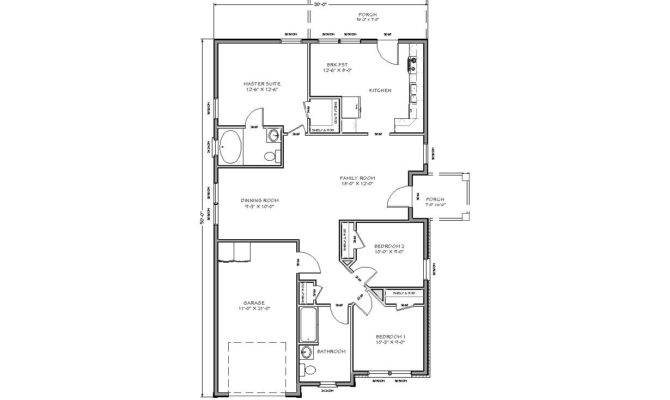 Fine Home Floor Plans Small Green Designs