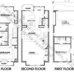 Finest Duplex Town House Multi Unit Home Plans