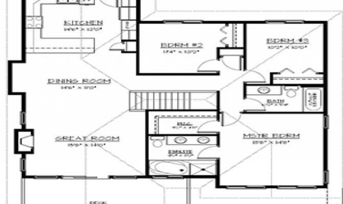 Finished Basement Floor Plans
