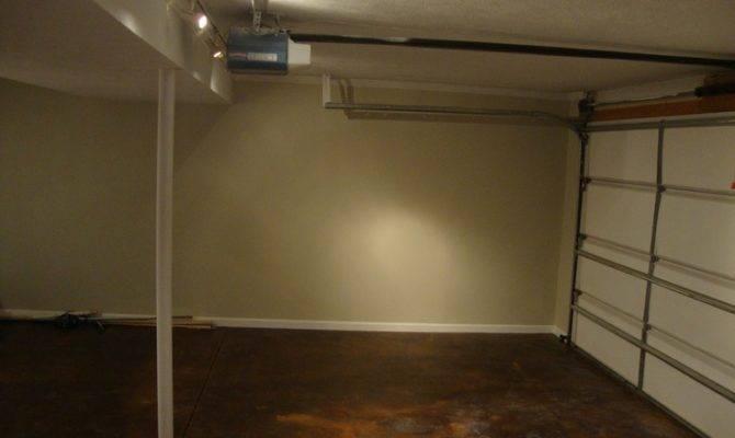Finished Garage Finishing Ideas Pinterest