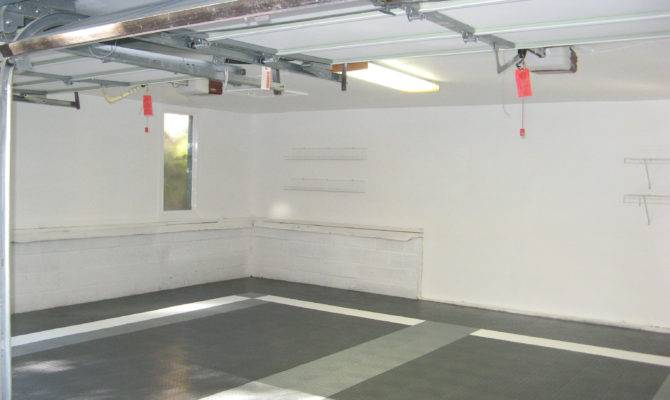 Finished Garage Ideas Cool