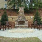Fireplace Amazing Outdoor Designs Seating Furniture