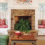 Fireplace Built Ins Living Room Decorating Ideas Southern