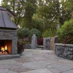 Fireplace Designs Every Rooms Earthscape Outdoor Stone