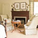 Fireplace Homeowner Enjoys Cozying Bedroom