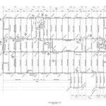 First Floor Framing Plan Structural Modeling Steel Detailing
