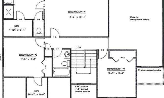 First Floor Plan Second House Plans