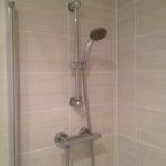 Fit Thermostatic Shower Existing Bath Tiling