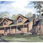 Five Bedroom Log Houses