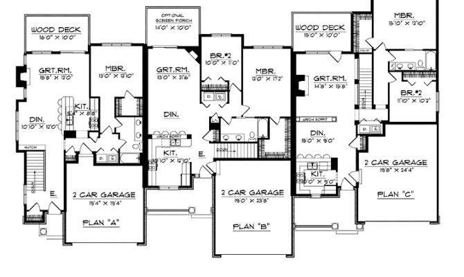Five Bedroom Ranch