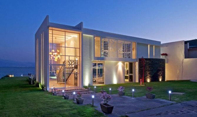 Five Modern Lake Houses Have Design Districtdesign