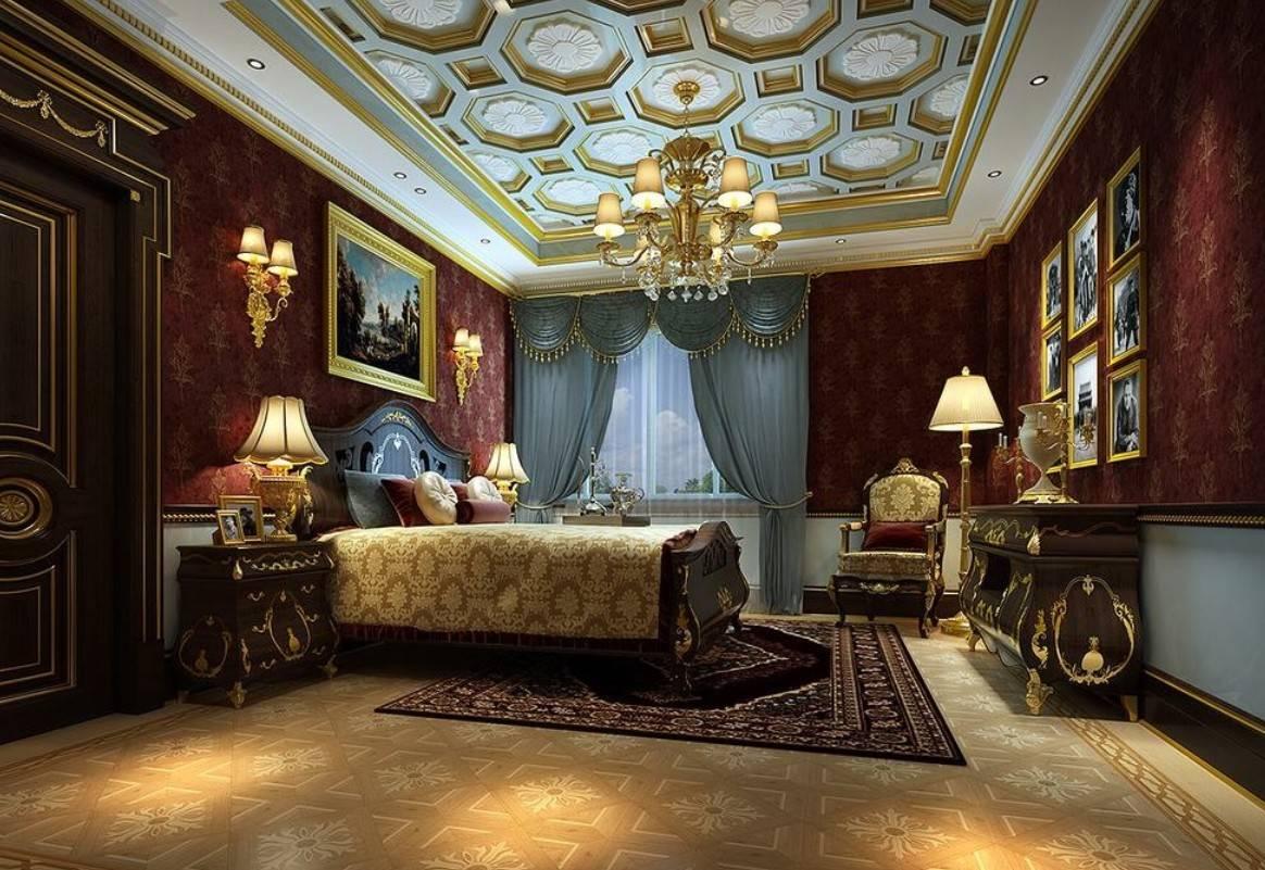 Five Star Hotel Luxury Bedroom Interior Design House Home Plans Blueprints 22935