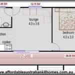 Flat Design Australian Kit Homes Granny Designs