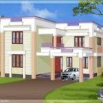 Flat House Plans Keralahousedesign Blogspot