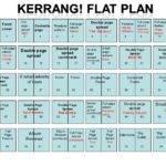 Flat Plan Kerrang