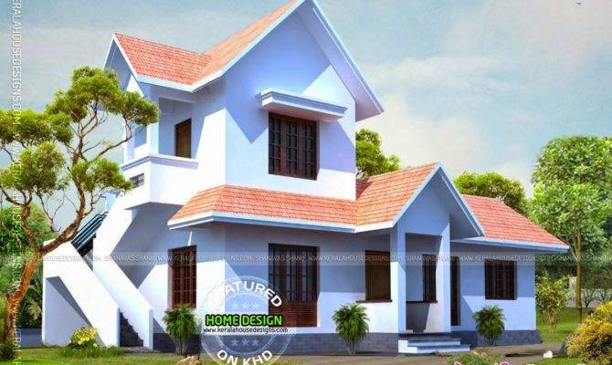 Flat Roof Contemporary Villa Keralahousedesigns