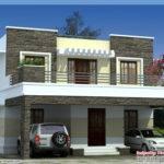 Flat Roof House Design Designers Kannur Kerala