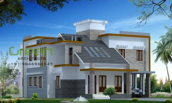 Flat Roof House Designs Philippines Home Design Style
