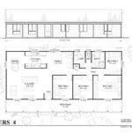 Flinders Met Kit Homes Bedroom Steel Frame Home Floor Plan