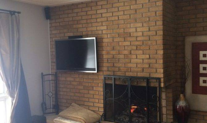 Floor Ceiling Fireplace
