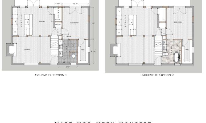 Floor Design Designed Arcadia Cape Cod Open