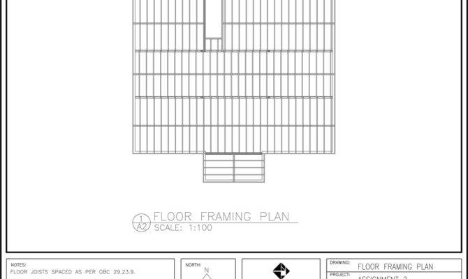 Floor Framing Plan