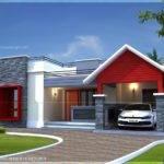 Floor Home Plan Square Feet Kerala Design