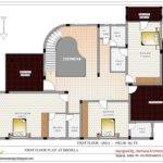 Floor House Plans India Bedrooms Philippines Bedroom