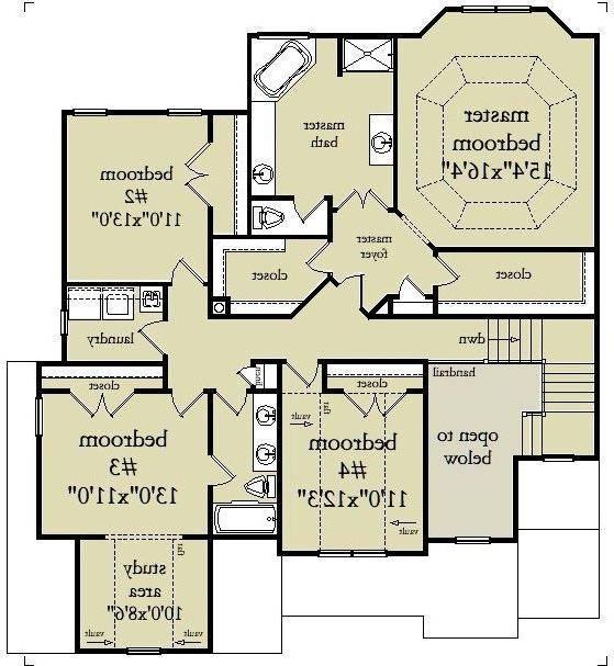 Floor House Plans Photos