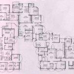 Floor Plan Apoorva Mansion