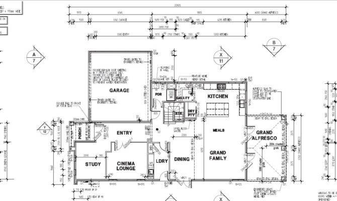 Floor Plan Building Charlton Porter Davis