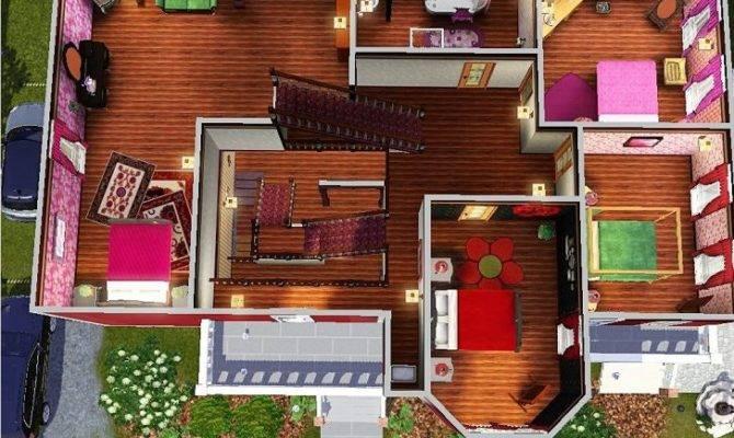 Floor Plan Charmed House