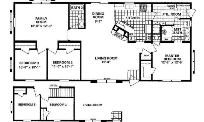 Floor Plan Clayton Fireside Game Room