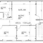 Floor Plan Commercial Building Design Space Plans