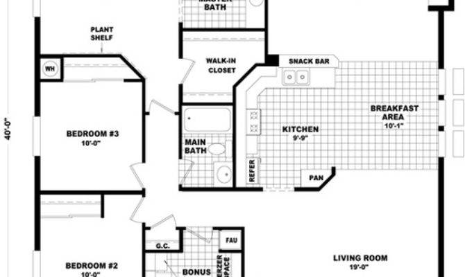 Floor Plan Cps Profile Series Durango Homes