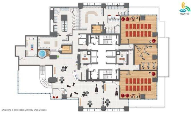 Floor Plan Design Gym Home Deco Plans