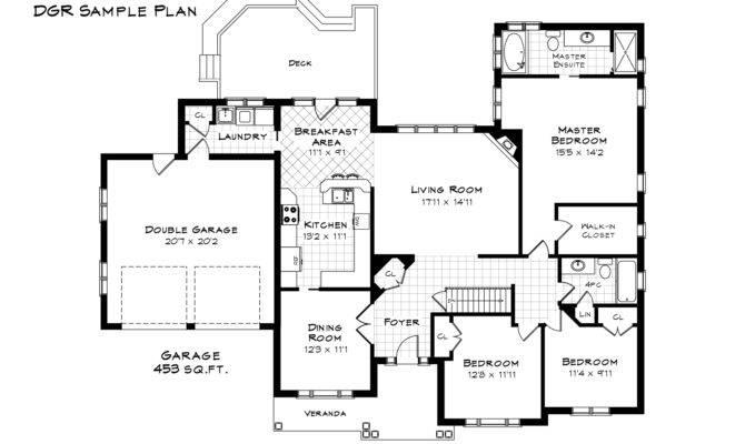 Floor Plan Dgr Sample Deck Master Ensuite Withoutyou