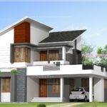 Floor Plan Elevation Kerala Home Design Plans